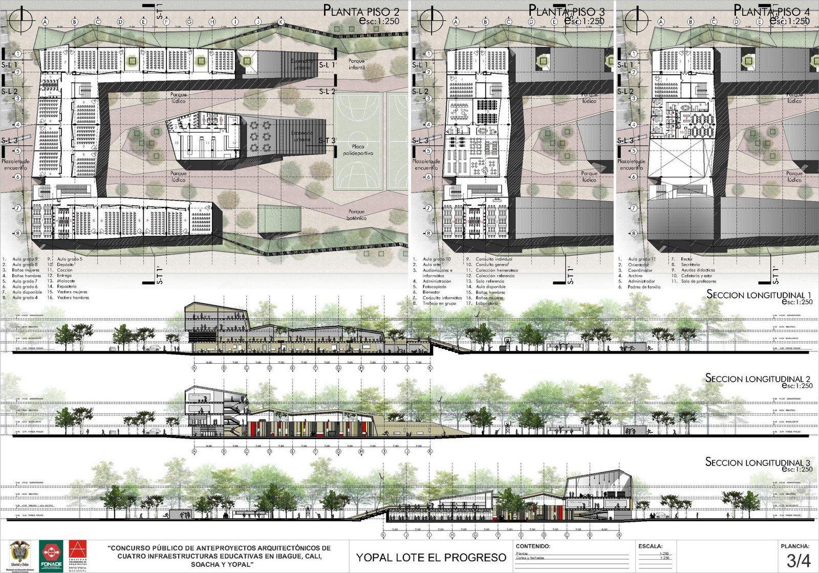 concursos 2 proyecta arquitectura On concursos de arquitectura