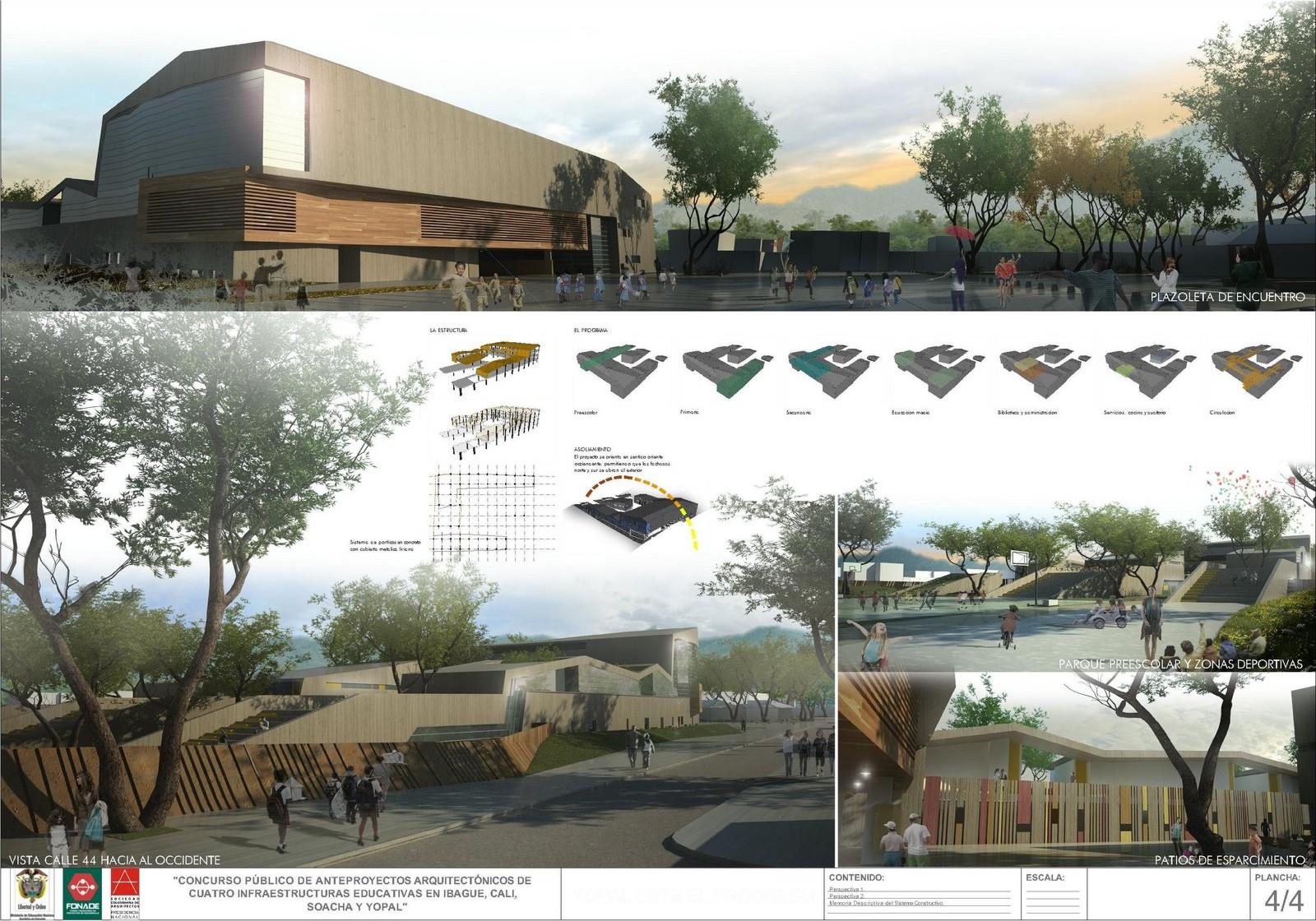 Dise o arquitectos gabriel martinez jose david rodas for Arquitectura de interiores universidades